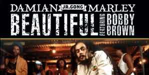 Damian `JR. Gong' Marley, Beautiful, Video Stream
