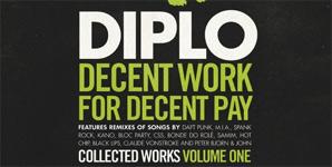 Diplo Decent Work For Decent Pay Album