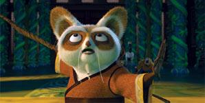 Dustin Hoffman -  Kung Fu Panda Interview