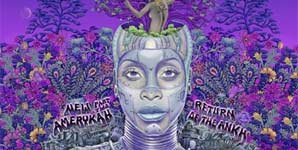 Erykah Badu New Amerykah Part Two: Return Of The Ankh Album