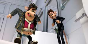 Flushed Away, From the makers of Wallace and Gromit, Trailer Stream, New Clips