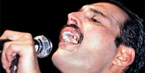 Freddie Mercury, Video Streams