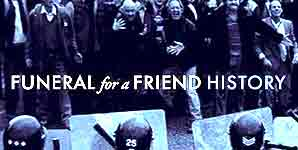 Funeral For A Friend, History, Video Stream