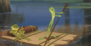 The Princess & The Frog Trailer