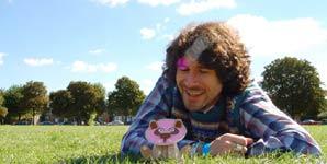 Gruff Rhys, Candylion, Video Stream