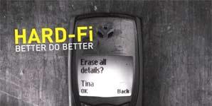 Hard-Fi Better Do Better Single