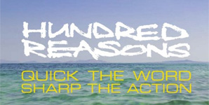 hundred Reasons Quick the word, Sharp the Action Album