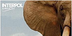 Interpol Mammoth Single