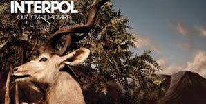 Interpol, The Heinrich Maneuver, Video and Audio Stream