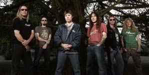 Iron Maiden, The Reincarnation of Benjamin Breeg,
