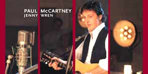 Paul McCartney, Jenny Wren, Video Stream