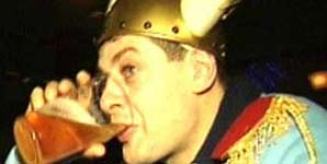 Andy Serkis Interview - for DVD of The Jolly Boys Last Stand out 13th Feb 2006 - Spirit Level Film