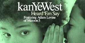 Kanye West, Heard `Em Say, Video Stream