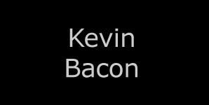 Kevin Bacon -  Interview