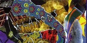 Klaxons Gravity's Rainbow Single