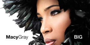 Macy Gray, Finally Made Me Happy, Audio Stream