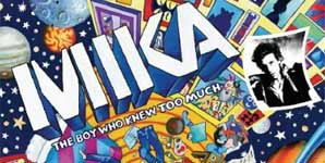 Mika The Boy Who Knew Too Much Album