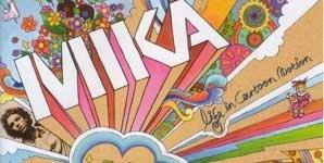 Mika Life In Cartoon Motion Album