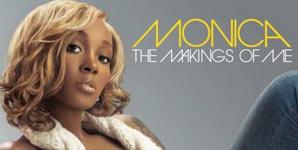 Monica The Makings of Me Album