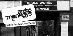 Arctic Monkeys, When The Sun Goes Down, Video Stream