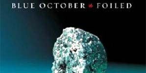 Blue October Foiled Album