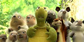 Over the Hedge, From the Creators of Shrek & Madagascar, Trailer Stream Trailer