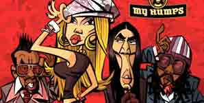 The Black Eyed Peas, My Humps, Video Stream