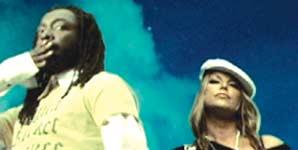 Black Eyed Peas Pump It Single