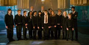Harry Potter and the Order of the Phoenix, Alternative Trailer