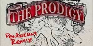 Prodigy Out of Space Audio Bullys Remix and Voodoo People Single