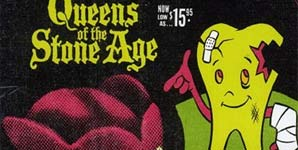 Queens Of The Stone Age 3s & 7s / Christian Brothers Single