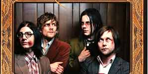 The Raconteurs Broken Boy Soldiers Album