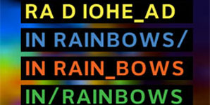 Radiohead In Rainbows Album