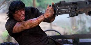 Rambo, Trailer