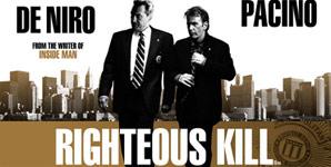 Righteous Kill Trailer