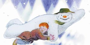 The Snowman, Walking In The Air, Trailer Video Stream Trailer