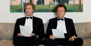 Step Brothers - Interview with Will Ferrell and John C Reilly