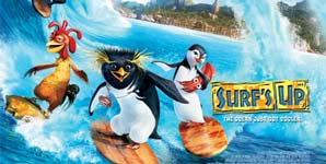 Surf's Up, full trailer, New Clip