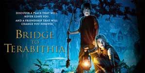 Bridge To Terabithia, Trailer