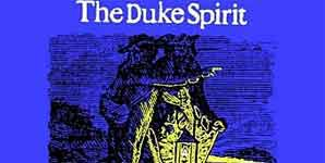 The Duke Spirit Cuts Across the Land Single
