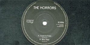 The Horrors Count In Fives Single
