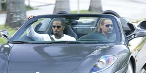 Miami Vice, Slick new trailer new clips and images Trailer