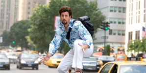 You Don't Mess With the Zohan Trailer