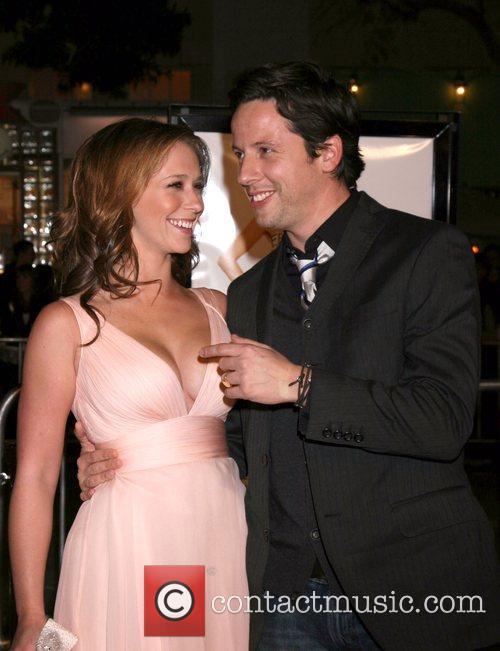 Jennifer Love Hewitt and Boyfriend Ross Mccall