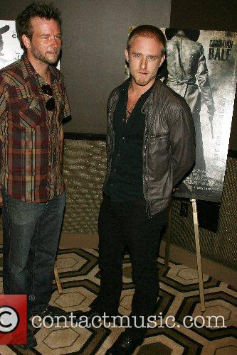 Dallas Roberts and Ben Foster 5