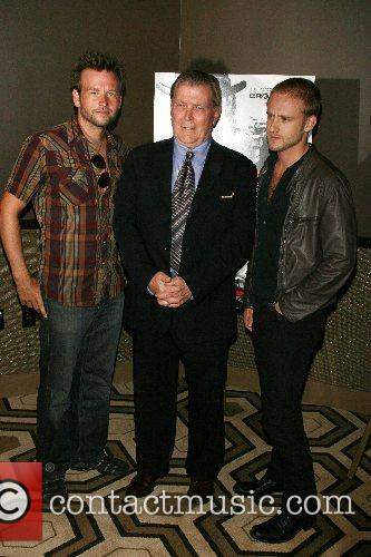 Dallas Roberts, Terry Mcdonell and Ben Foster 3