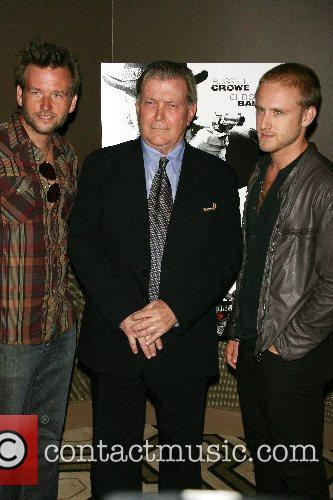 Dallas Roberts, Terry Mcdonell and Ben Foster 6