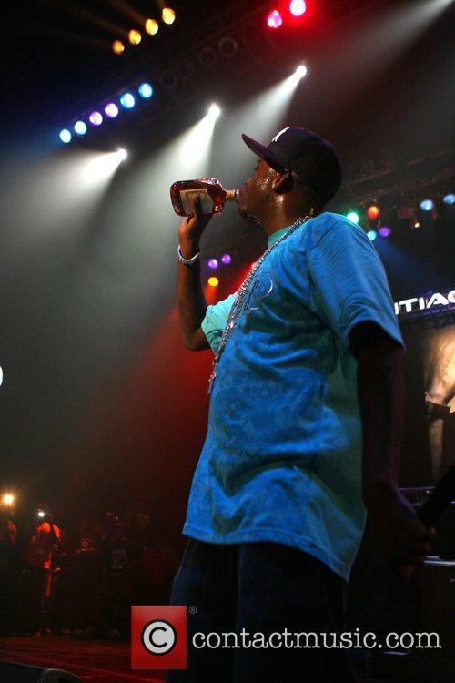 Tony Yayo and 50 Cent
