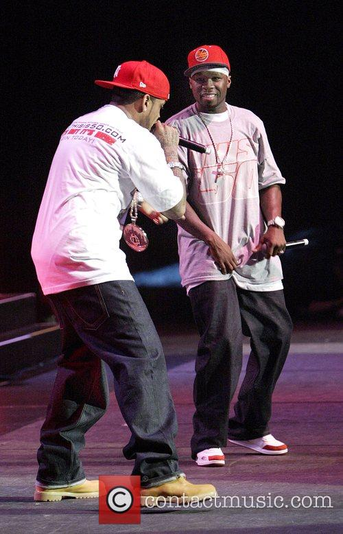 50 Cent and G Unit 1