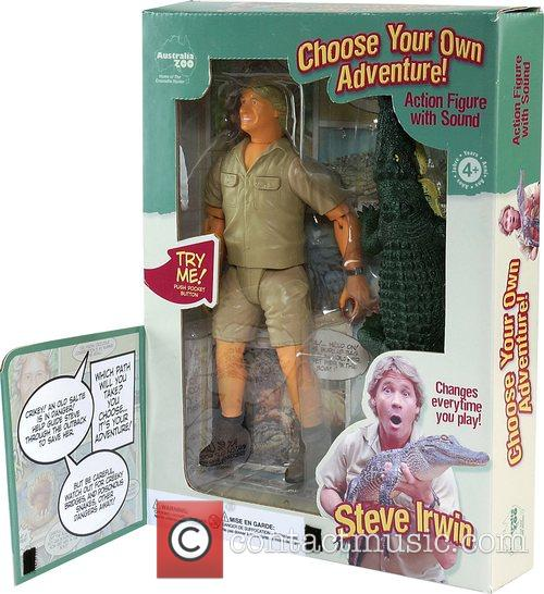 Wild Republic and Steve Irwin